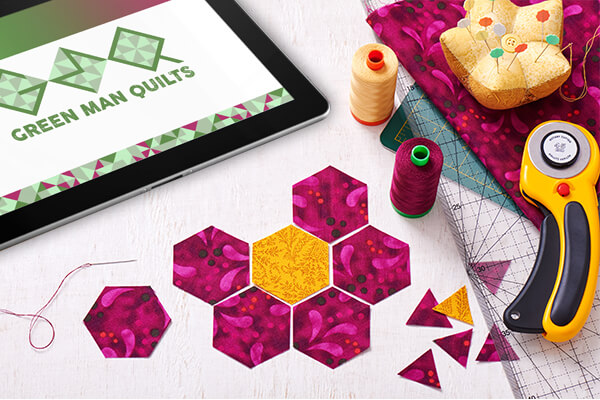 Learn to quilt online with online Quilting Classes