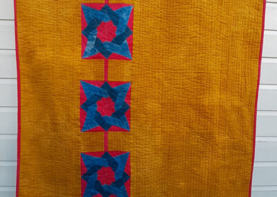 Sunshine and Stars Quilt Pattern pic1