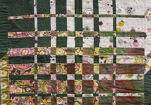 fibonacci quilt design