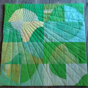 Beyond the Ditch Quilting